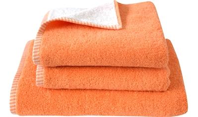 Dyckhoff Handtuch Set »New Coral Doubleface« kaufen