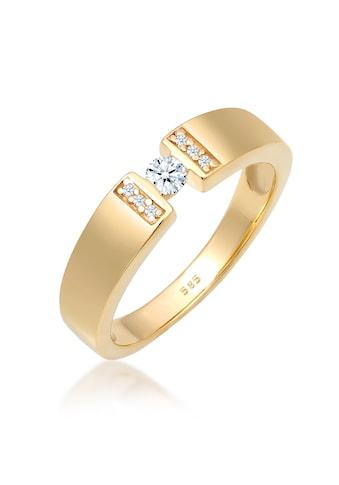 Diamore Verlobungsring »Verlobung Diamant 0.14 ct. 585 Gelbgold« kaufen
