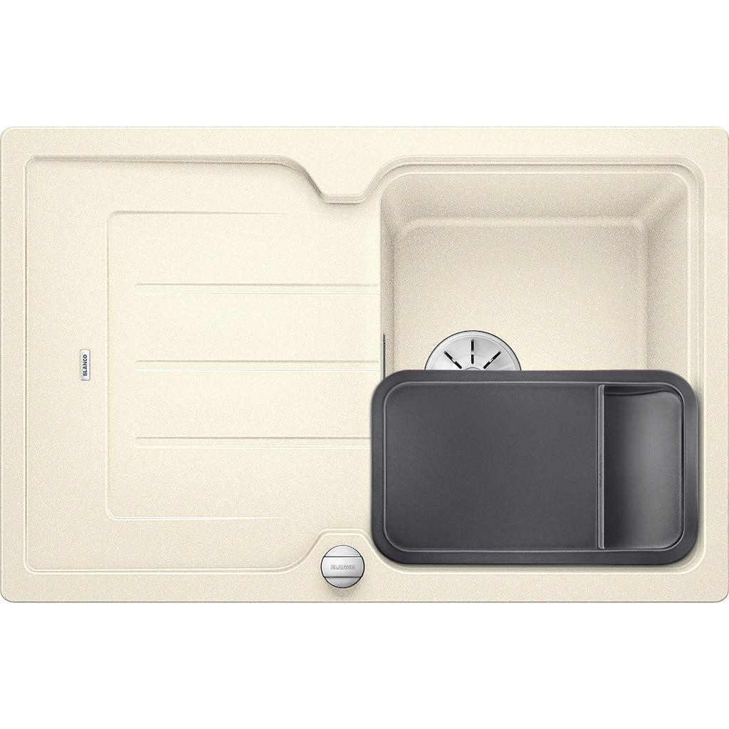 Blanco Granitspüle »CLASSIC Neo 45 S«, aus SILGRANIT®