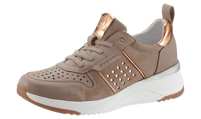 bugatti Slip-On Sneaker »Rise Eco«, mit praktischer Anziehlasche kaufen