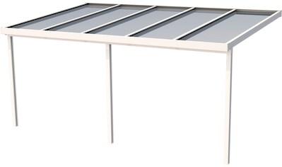 GUTTA Terrassendach »Premium«, BxT: 510x306 cm, Dach Acryl klar kaufen