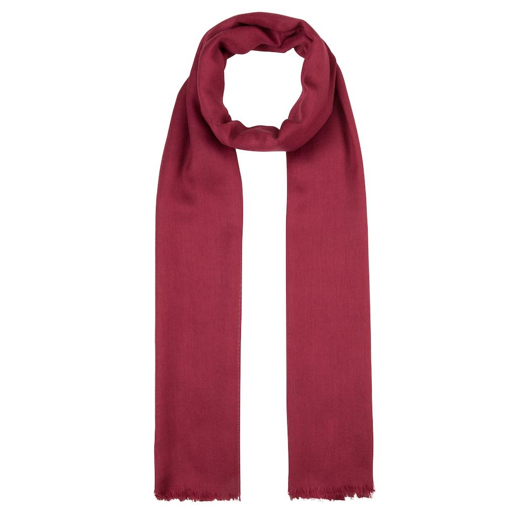 Codello Schal, aus Modal und Wolle