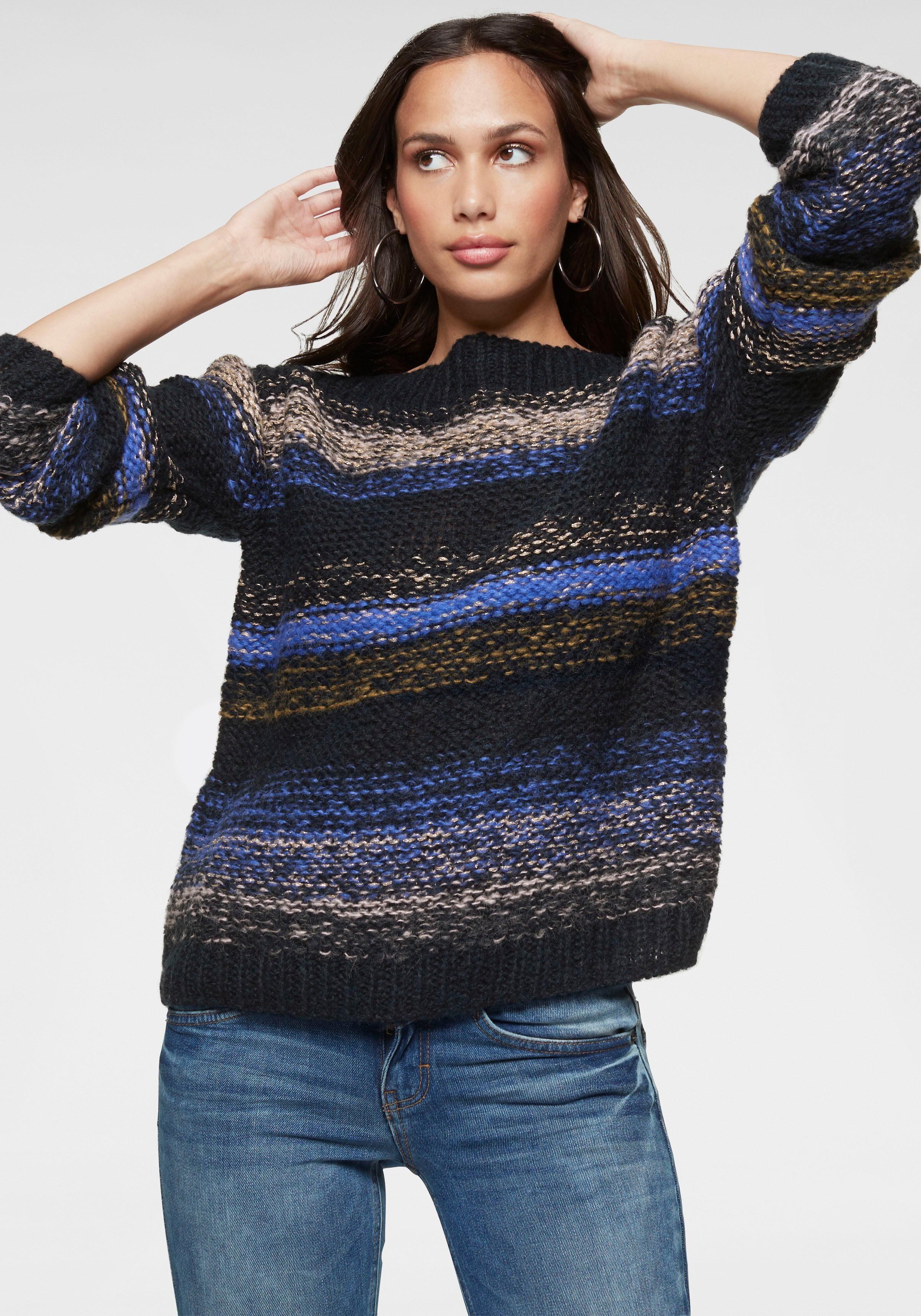 nümph Streifenpullover | Bekleidung > Pullover > Streifenpullover | Nümph