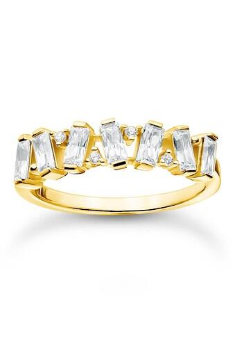 THOMAS SABO Fingerring »weiße oder farbige Steine, TR2346-051-14-50-60,... kaufen