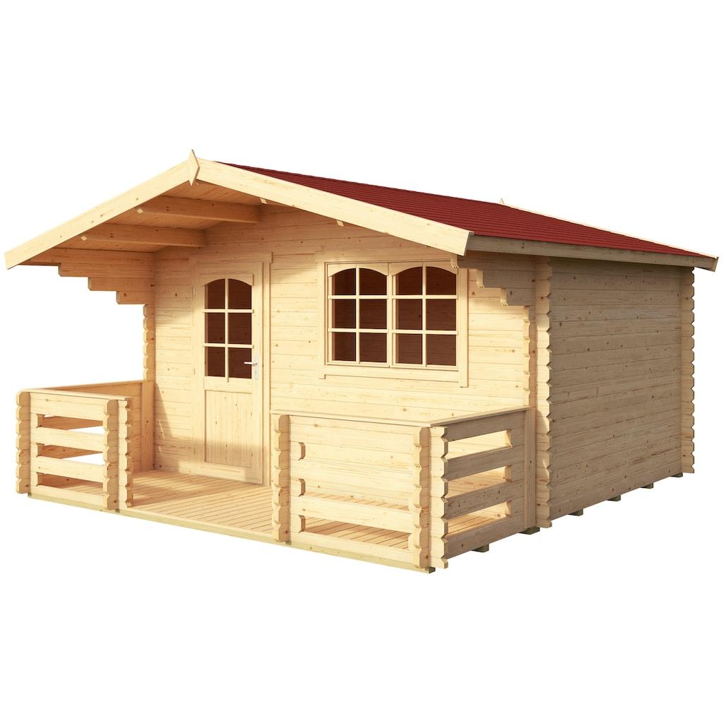 Nordic Holz Gartenhaus »Valga 44«