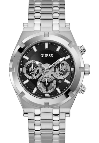 Guess Multifunktionsuhr »CONTINENTAL, GW0260G1« kaufen