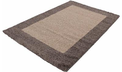 Hochflor - Teppich, »Life Shaggy 1503«, Ayyildiz, rechteckig, Höhe 30 mm, maschinell gewebt kaufen