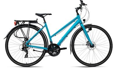 KS Cycling Trekkingrad »Antero«, 21 Gang Shimano Torney Schaltwerk, Kettenschaltung kaufen
