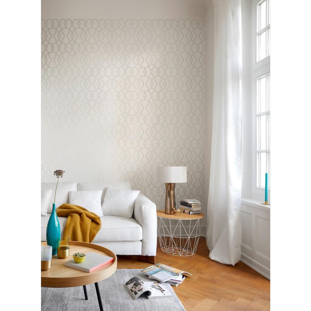 freundin Home Collection Vorhang »FD Vintage«, HxB: 255x140