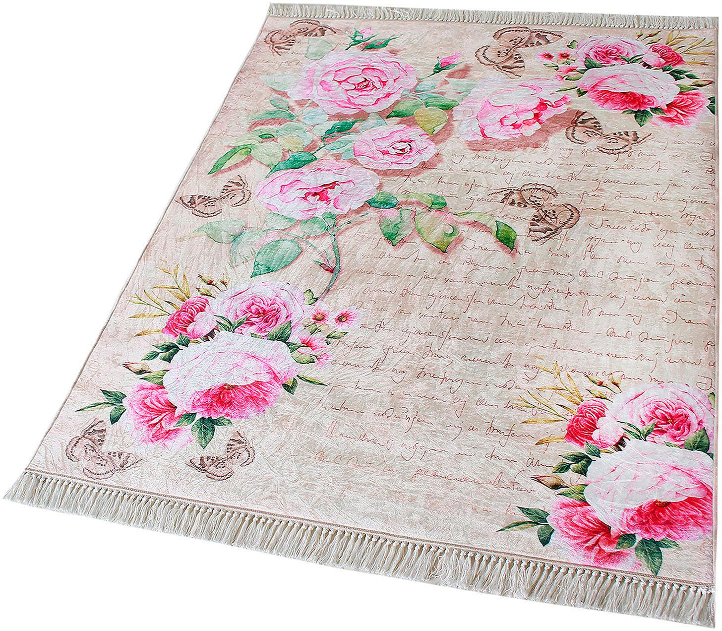 Teppich Caimas 2130 Sehrazat rechteckig Höhe 5 mm gedruckt
