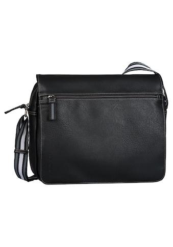 TOM TAILOR Messenger Bag »Warren«, mit praktischer Einteilung kaufen