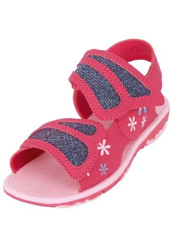 Kappa Sandale »VLINDER KIDS«, in kinderfußgerechter Passform kaufen