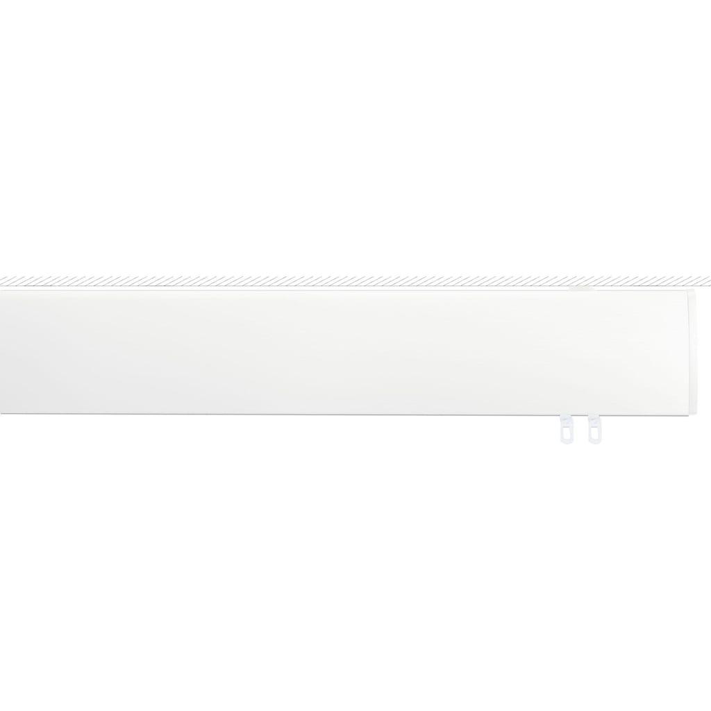 indeko Innenlaufschiene »Ovum1«, 1 läufig-läufig, Wunschmaßlänge