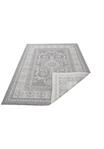 Teppich, »Sanem«, my home, rechteckig, Höhe 5 mm, maschinell gewebt kaufen