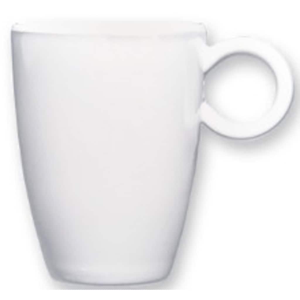 Q Squared NYC Espressotasse »Coffee Break Collection«, (Set, 6 tlg., 6 x Tassen)