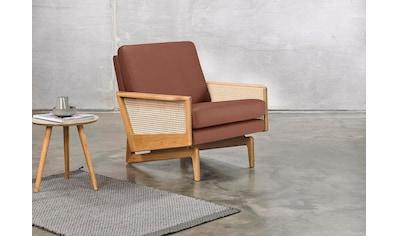 KRAGELUND Sessel »Egsmark«, K202, mit Holzarmlehne kaufen