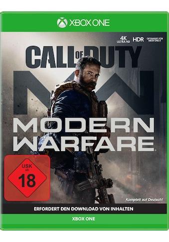 Activision Spiel »Call of Duty Modern Warfare«, Xbox One kaufen