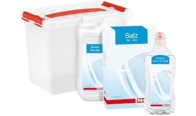 Miele Spülmaschinenpulver, Starterpaket kaufen