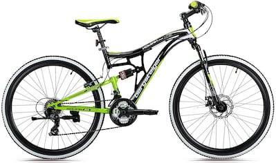 bergsteiger Mountainbike »Kodiak«, 21 Gang FD - TZ30 Schaltwerk, Kettenschaltung kaufen