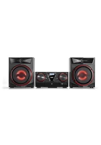Karcher Stereoanlage »MC 5400D«, (Bluetooth-CD Digitalradio (DAB+) 50 W), mit... kaufen