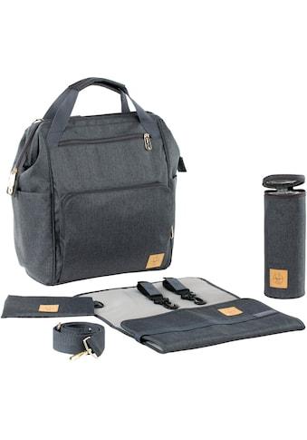 Lässig Wickelrucksack »Glam Goldie, Backpack Anthracite« kaufen