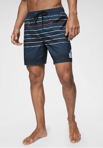 Quiksilver Boardshorts »VOLLEY DEKSEY STRANGE LINE« kaufen