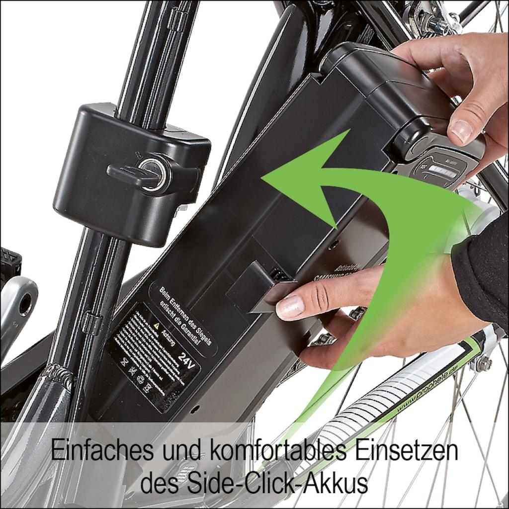 Didi THURAU Edition E-Bike »Alu City Comfort 7 Plus«, (mit Schloss)