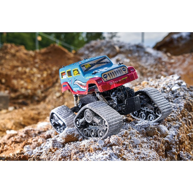 """CARSON RC-Truck """"Track Racer, 1:10, RTR"""""""
