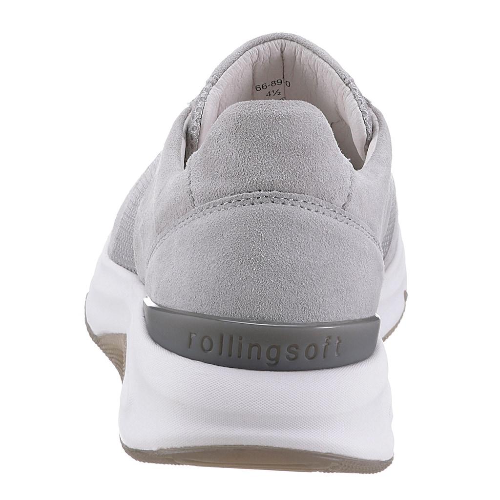 Gabor Rollingsoft Keilsneaker, in sportivem Design
