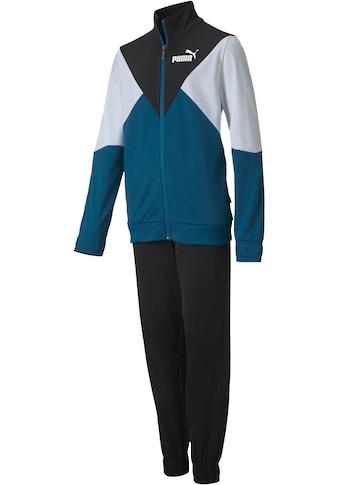 PUMA Trainingsanzug »REBEL SUIT BOYS« (Set, 2 tlg.) kaufen