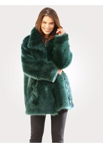 Mona Jacke aus hochwertigem Webpelz kaufen