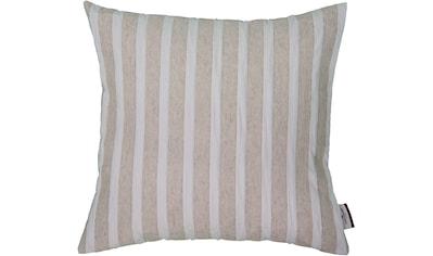 TOM TAILOR Kissenhüllen »Linen Stripes« kaufen