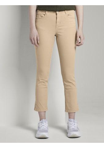 TOM TAILOR Slim-fit-Jeans »Alexa Slim in 7/8-Länge« kaufen