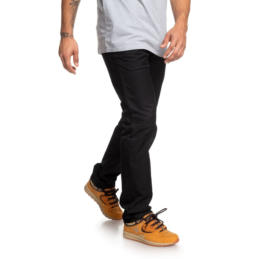 DC Shoes Stoffhose »Worker«