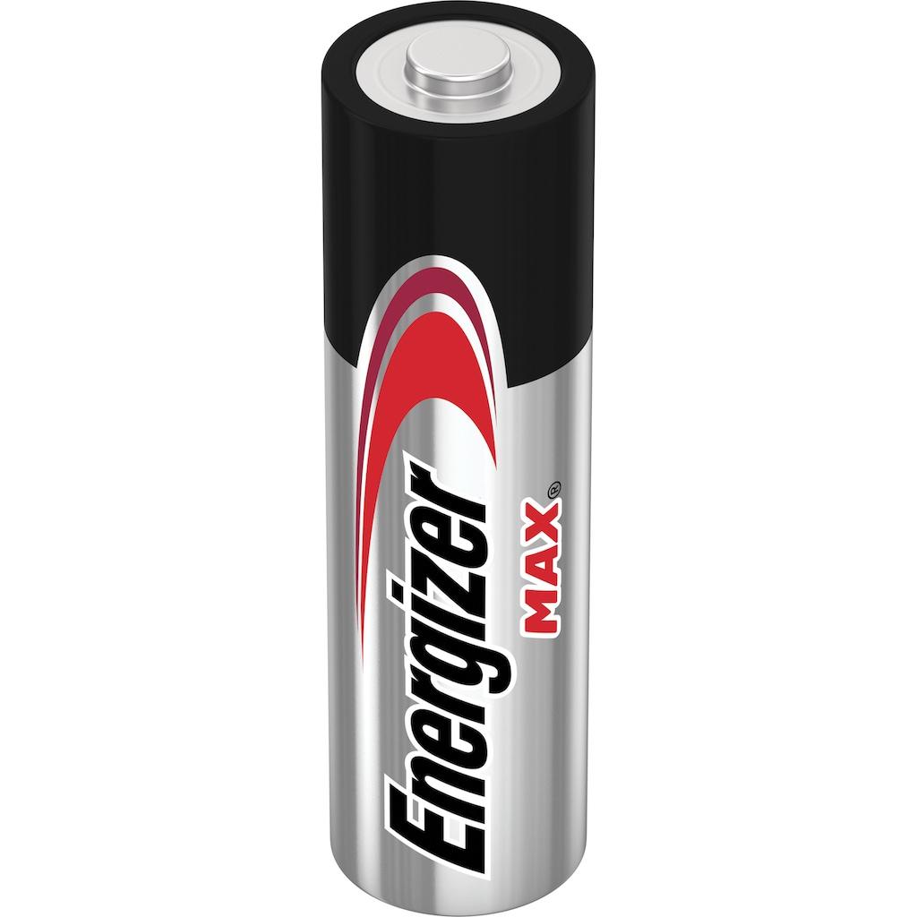 Energizer Batterie »Max Mignon (AA) 8 Stück«