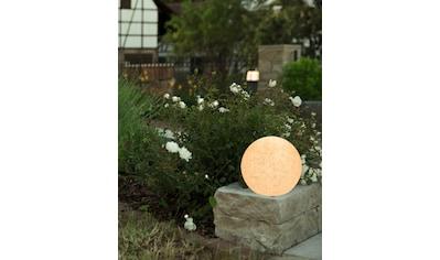 HEITRONIC Kugelleuchte »Mundan«, E27, 1 St., E27, aus UV-beständigem Kunststoff kaufen