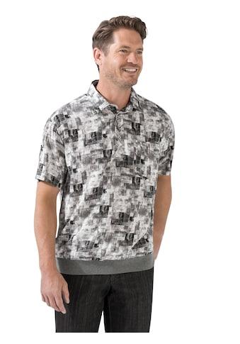 Marco Donati Blouson - Hemd im modischen Allover - Druck kaufen