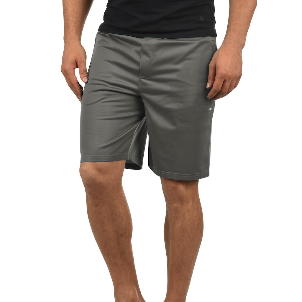 Solid Sweatshorts »Leando«, kurze Hose im Trikot-Stil