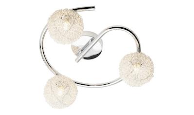 Brilliant Leuchten Belis Spotspirale 3flg chrom kaufen