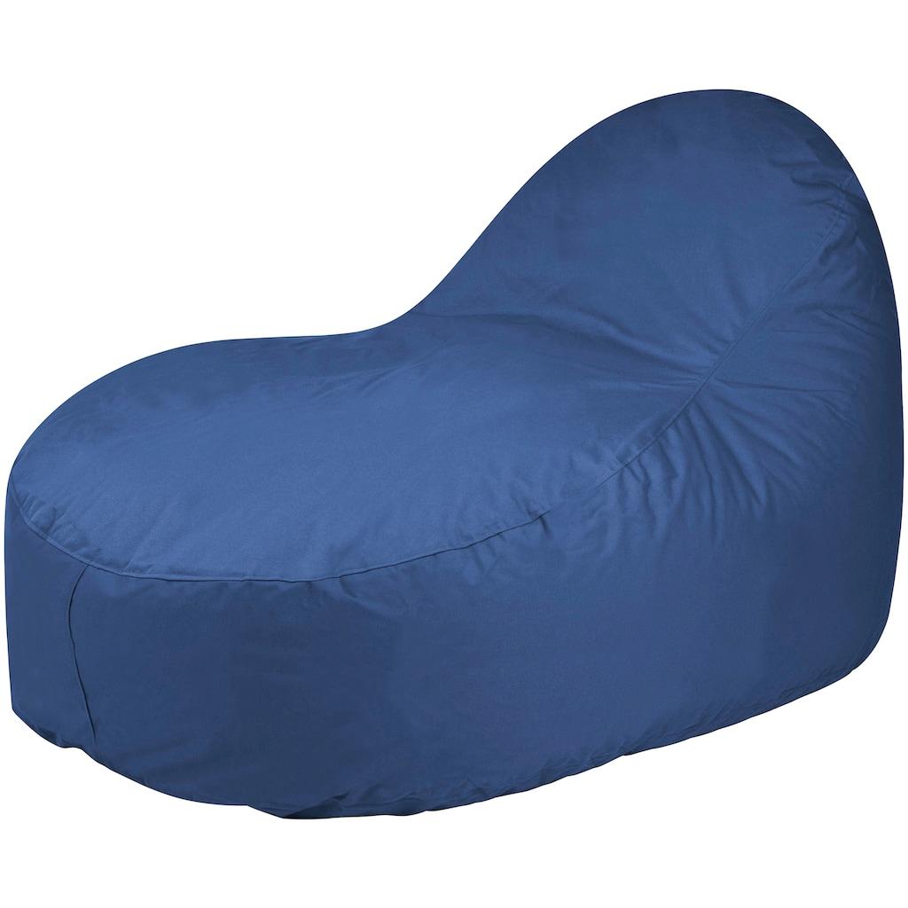 OUTBAG Sitzsack »Slope XL Plus«, für den Außenbereich, BxT: 115x140 cm