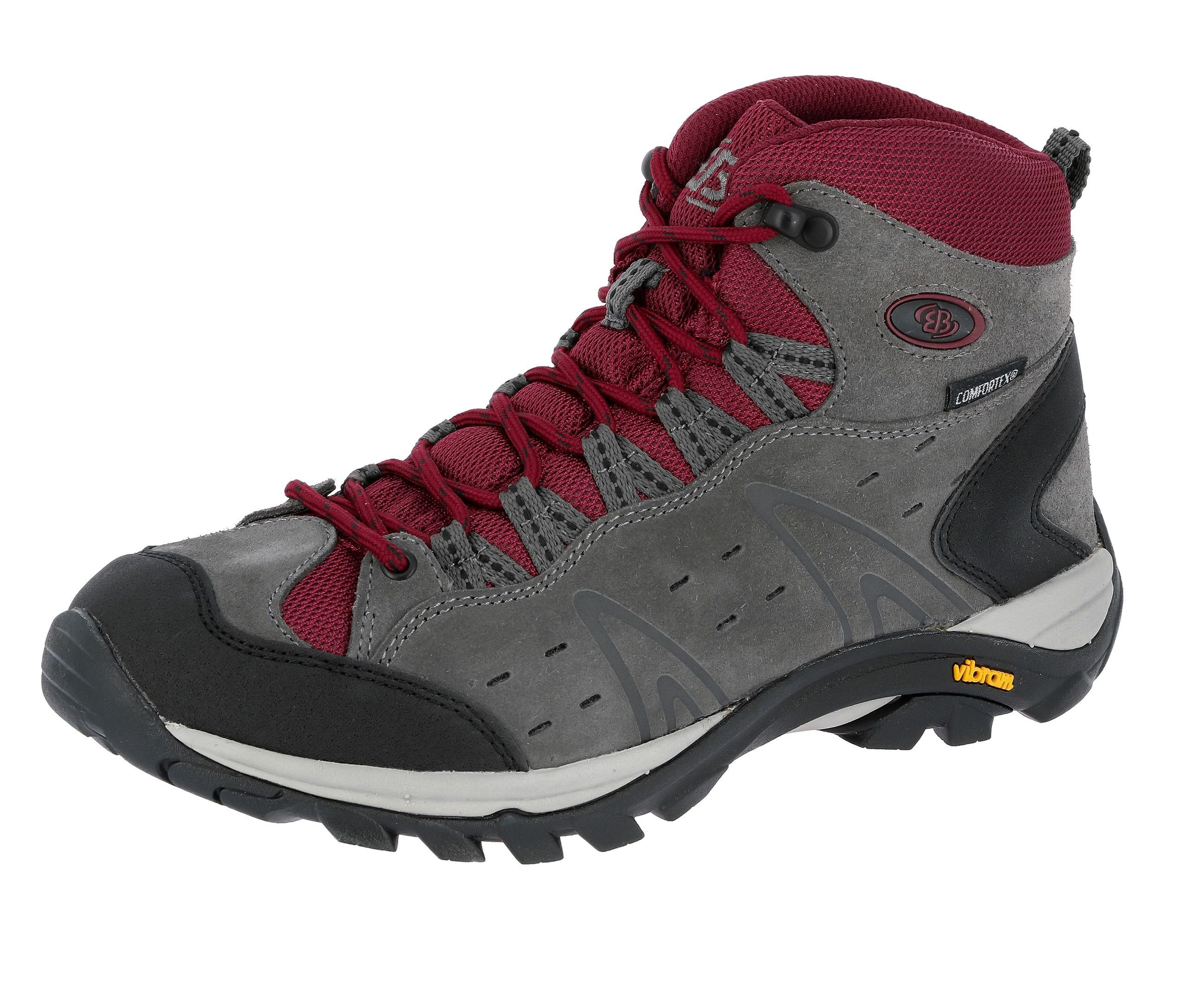 buy popular 0af26 11de2 BRÜTTING Outdoorschuh »Trekkingstiefel Mount Bona High« günstig kaufen |  BAUR