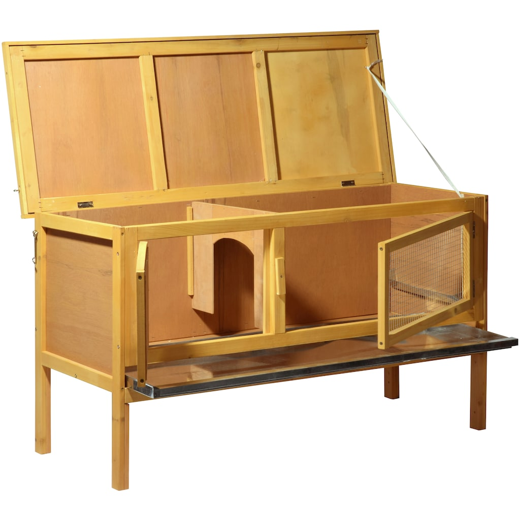 dobar Kleintierstall, BxTxH: 115x45x66 cm