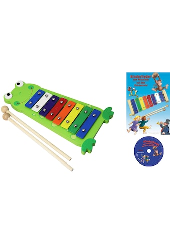 "Clifton Spielzeug - Musikinstrument ""Metallophon Frosch"" kaufen"