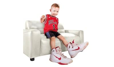 W.SCHILLIG 2-Sitzer »william mini«, Kindersofa im edlen Look, Breite 112 cm kaufen
