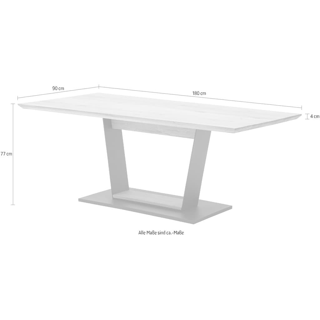MCA furniture Esstisch »Malambo«, Massivholz