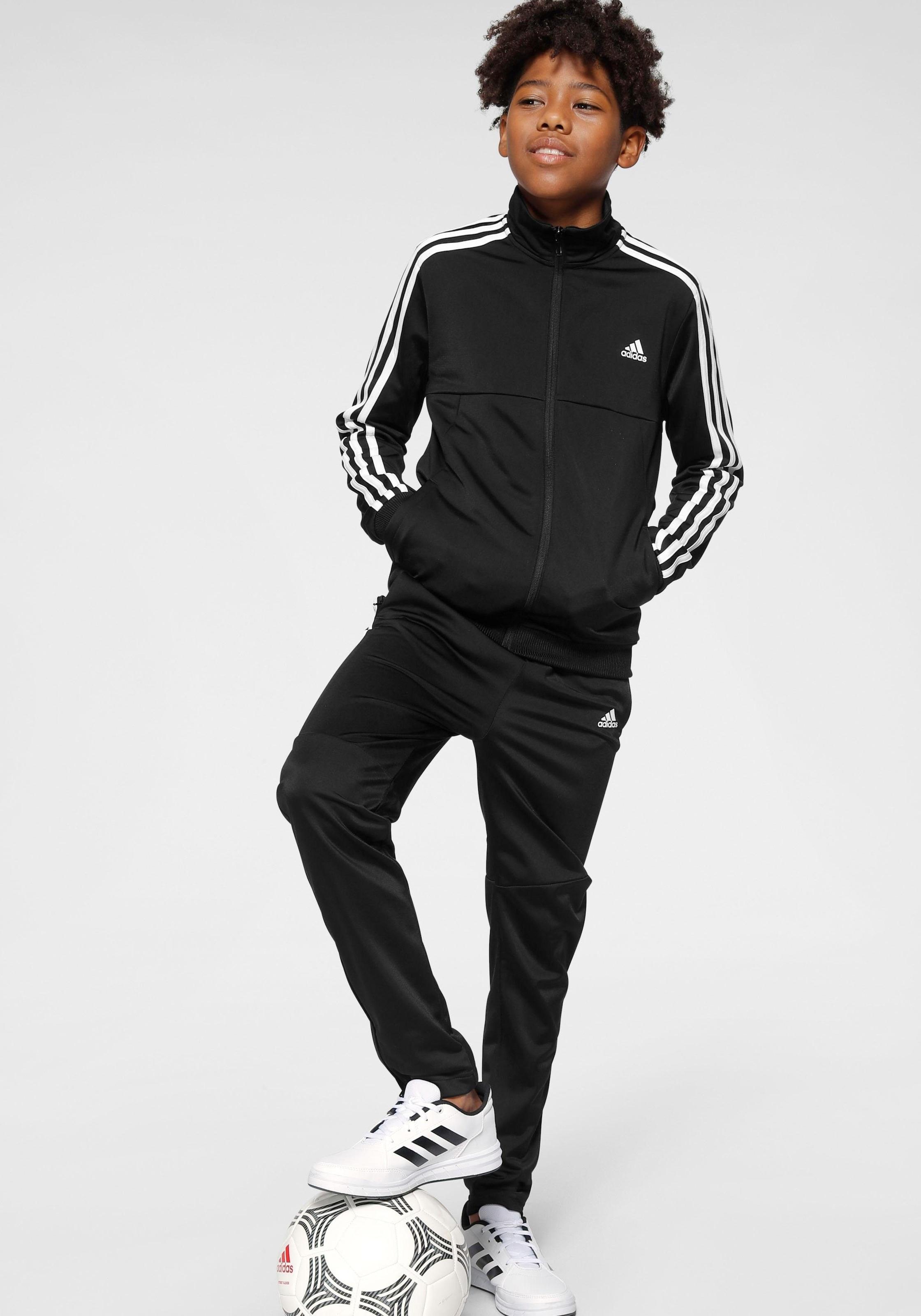 adidas Performance Trainingsanzug YOUTH BOY TRACKSUIT TIRO (Set 2 tlg)   04060515856741, 04062049156175