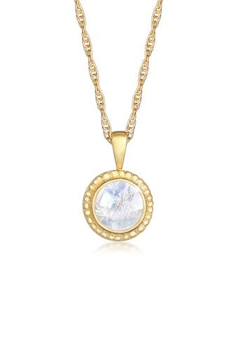 Nenalina Collierkettchen »Mondstein Boho Gedreht Basic 925 Silber« kaufen