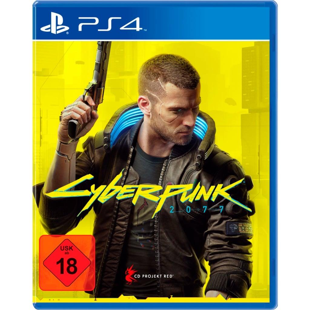CD PROJEKT RED® Spiel »Cyberpunk 2077 - Day 1 Edition«, PlayStation 4