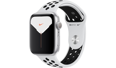 Apple Series 5 Nike GPS, Aluminiumgehäuse mit Nike Sportarmband 44mm Watch (Watch OS 6) kaufen