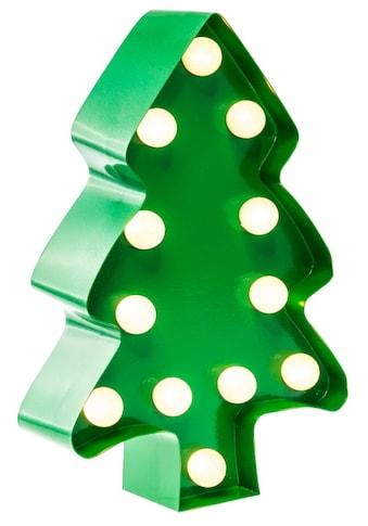 MARQUEE LIGHTS LED Dekolicht »Weihnachtsbaum«, 1 St., Warmweiß, Wandlampe, Tischlampe... kaufen